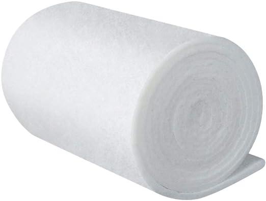 POPETPOP El algodón del Filtro del Acuario Espesa el algodón de Alta Densidad Protectora bioquímico del Filtro de la Espuma para el Acuario: Amazon.es: Productos para mascotas