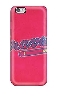 New Style DanRobertse Atlanta Braves Premium Tpu Cover Case For Iphone 6 Plus