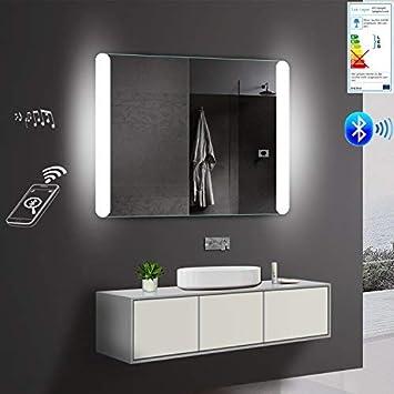 Lux Aqua Badezimmerspiegel Led Beleuchtung Warm Kaltweiss Mit