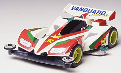 Tamiya 1/32 Scale Tamiya JR Vanguard Sonic [19407] Model Construction Kit