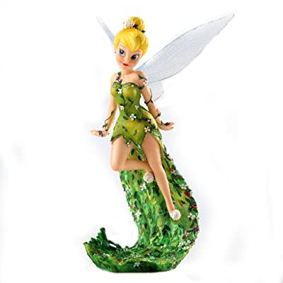 Enesco Disney Showcase Tinker Bell Figurine, 7.75-Inch