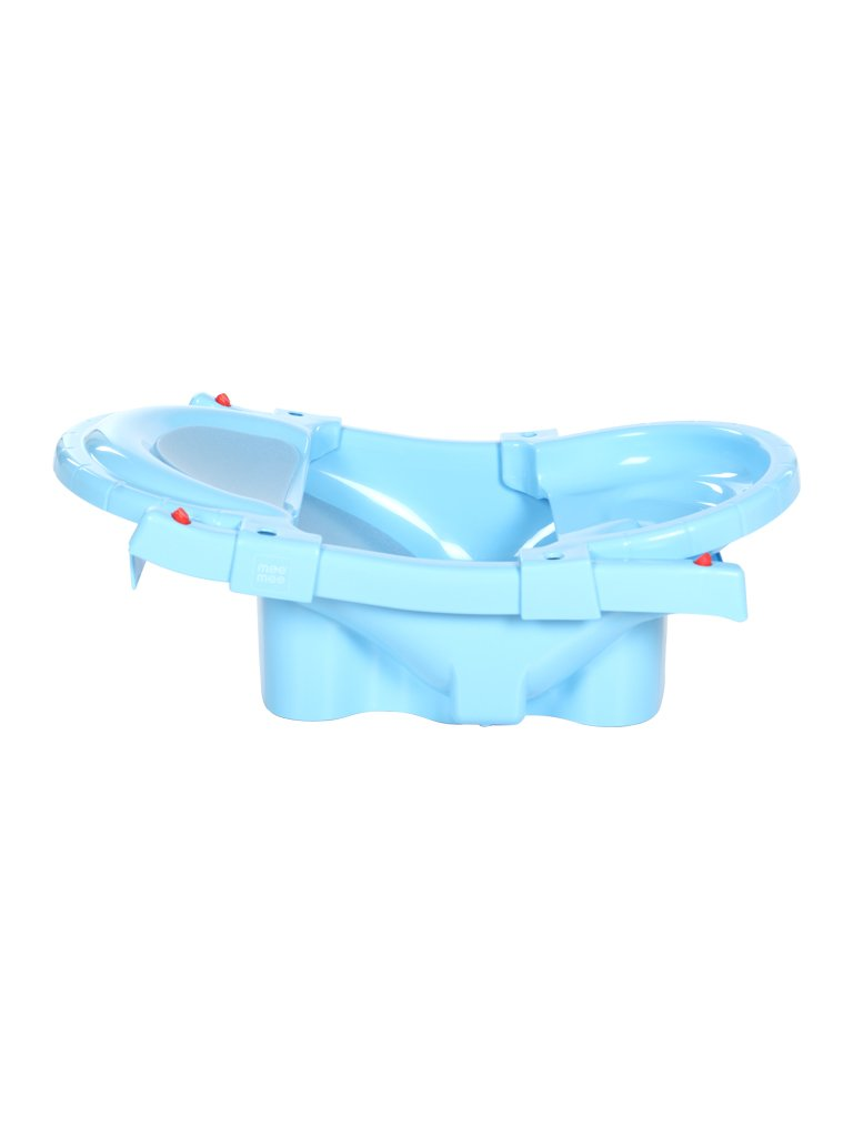 Buy Mee Mee\'s Foldable and Spacious Baby Bath Tub (Blue) Online at ...
