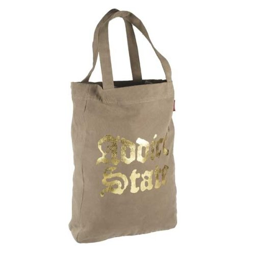 Addict Bag Ete Tote State verde oliva