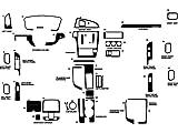 Rvinyl Rdash Dash Kit Decal Trim for Nissan