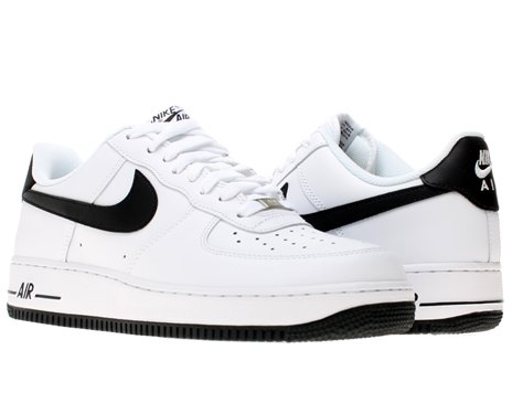- Nike Air Force 1 Low Mens Basketball Shoes 488298-115 White 13 M US