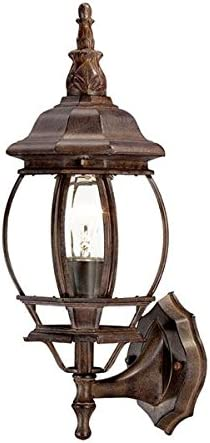 Acclaim 5051BW Chateau Collection 1-Light Wall Mount Outdoor Light Fixture
