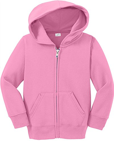 Toddler Full Zip Hoodies Sweatshirts