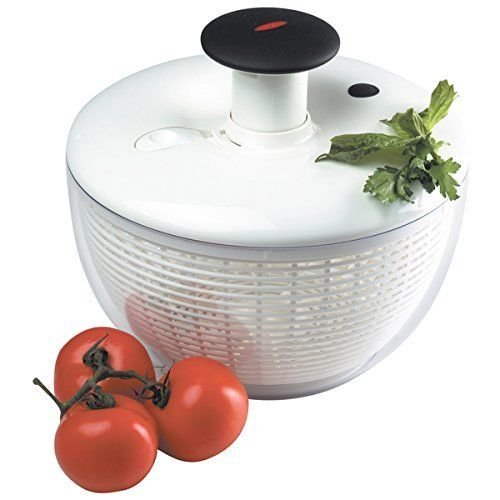 OXO SoftWorks Salad Vegetable Herb Spinner white by OXO