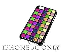 LJF phone case Hipster vintage colorful iphone 4/4s case / iphone 4/4s Case - 4G AArt 007 -AT&T, Verizon & Worldwide Providers...