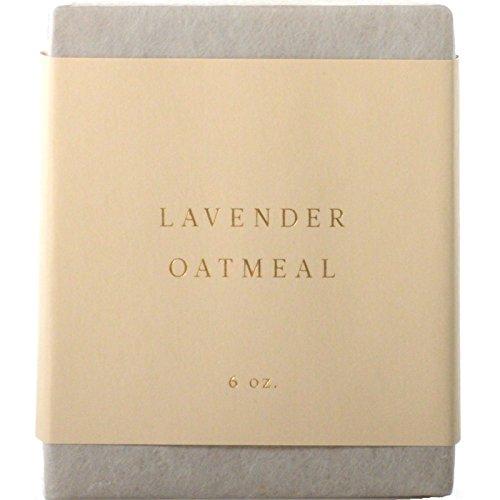 SAIPUA SOAPS Lavender Oatmeal Soap 6 oz