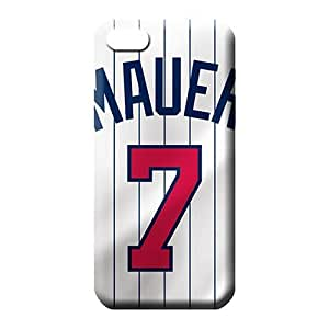 diy zhengiPhone 6 Plus Case 5.5 Inch normal Popular Snap-on For phone Protector Cases phone carrying skins minnesota twins mlb baseball
