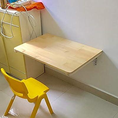Mesa Suspendida para Colocar En La Pared, Escritorio Portátil ...