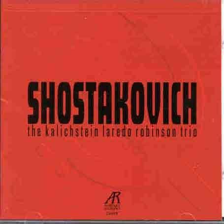 Shostakovich: The Complete Trios & (Complete Trio Sonatas)