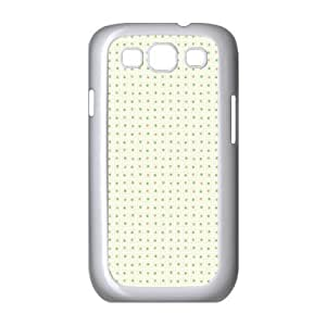 Custom Check Pattern Back Cover Case for SamSung Galaxy S3 I9300 JNS3-079