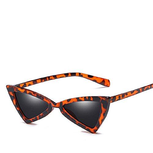 Aoligei Mode lunettes de soleil lunettes de soleil lunettes de soleil ANTI-UV armature triangulaire 5hwAD