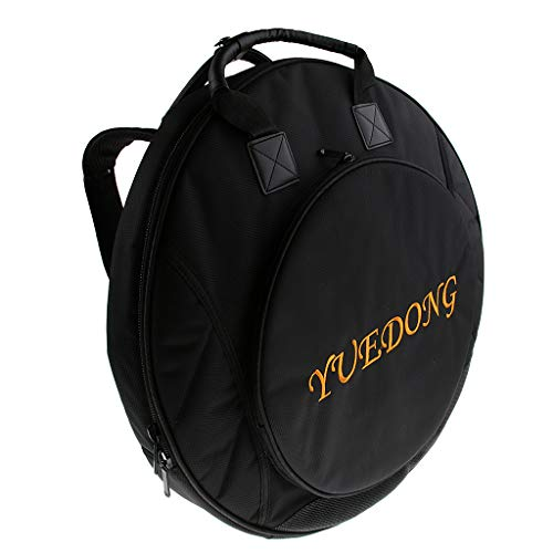 - B Blesiya Exquisite Oxford Fabric 21inch Cymbal Bag Holder Backpack for Drum Palyer