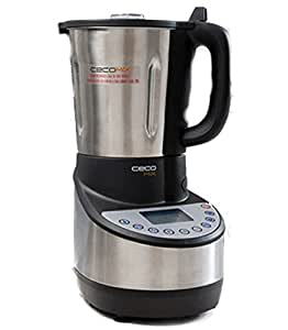Cecomix c04000 robot de cocina y trituradora color plata hogar - Cecomix opiniones ...