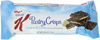 Kellogg's K Pastry Crisp, Cookies and Creme
