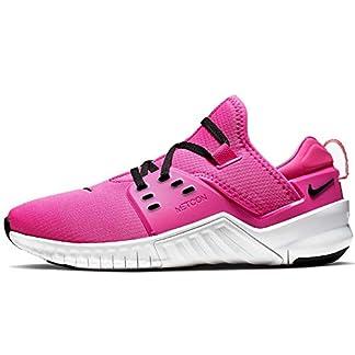 Nike Womens Free Metcon 2 Training Shoe (5, Laser Fuchsia/Black-White)