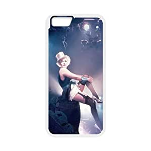 "C-EUR Customized Marilyn Monroe Pattern Hard Phone Case For iPhone 6 Plus (5.5"")"