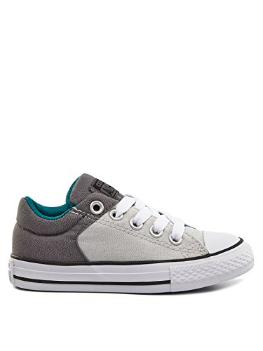 Converse Chuck Taylor All Star High Street Junior Thunder Textile Trainers Thunder