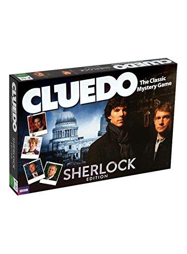 Cluedo Classic Mistero Gioco SHERLOCK Edition. Toy importato dal Regno Unito. [importato da UK] Winning Moves 019514