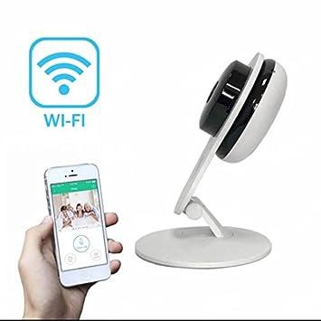 Sistema de Monitoreo Cámara Wifi, rápido de enlace, 4 x Zoom ...