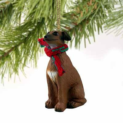 Italian Greyhound Miniature Dog Ornament Greyhound Dog Figurine
