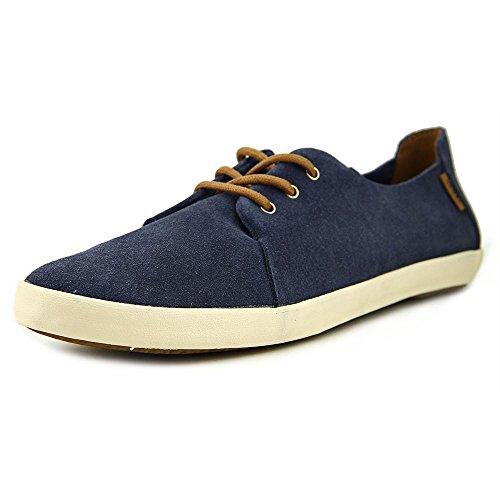 Vans Tazie SF Frauen Runde Zehe Canvas Blue Sneakers (Decon) Original Navy