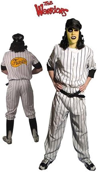 Furies The Warriors Pinstriped Baseball Jersey Pants