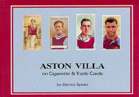 Aston Villa on Old Cigarette and Trade Cards
