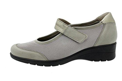 180960 Tucson PieSanto PieSanto Confort Mary Visón Mary Femme Chaussure Jane 6Inq4