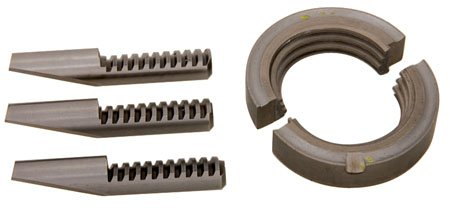 Jacobs 7434 18N Jaw And Nut Replacement Parts for Jacobs Series 18N Ball Bearing Keyed Chuck by Apex Tool Group