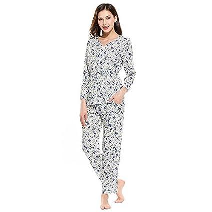 WDDGPZSY Camisa De Dormir/Camisón/Ropa De Dormir/Pijamas/Pijamas De Dormir