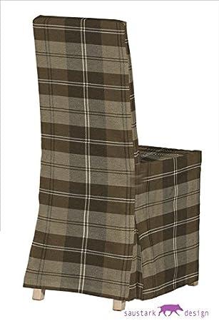 Saustark Design saustark design dundee cover for ikea harry chair chequered