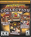 Digital Clay Studios Adventure Collection (3 Games) Hidden Objects, Puzzles, & Mysteries!