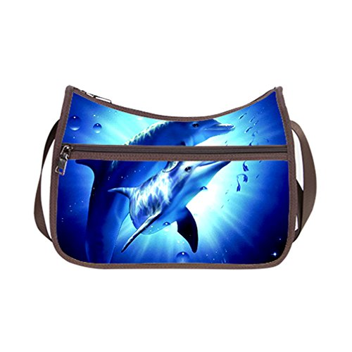 JIUDUIDODO Custom Oxford Dolphin Handbags product image
