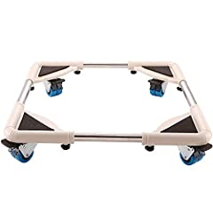 THE SPACECARE STFD001 Telescopic Furniture Dolly is ideal for moving items around your home. You can easily and safely maneuver your refrigerator,washing machine and tables. It is made from stainless steel and can be conveniently adjus...