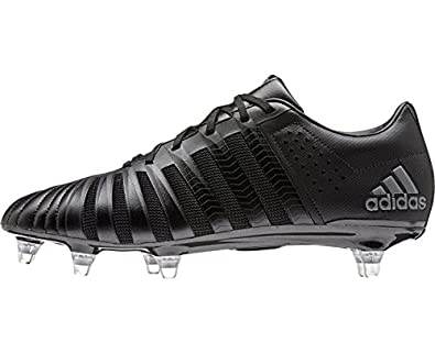 adidas FF80 Pro 2.0 XTRX SG Blackout Rugby Boots - Size 12  Amazon ... 6c6db49605