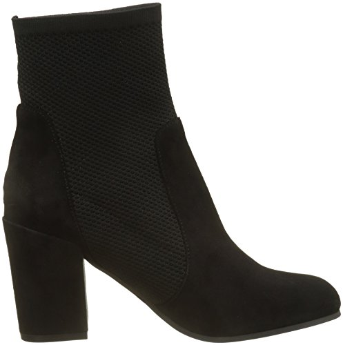 London Suede 0371 Black Black Boots Buffalo 417 01 Women's 7xqwaOzOZ
