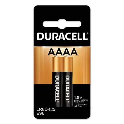 Amazon.com: Pilas alcalinas Duracell 80234852 Ultra AAAA ...