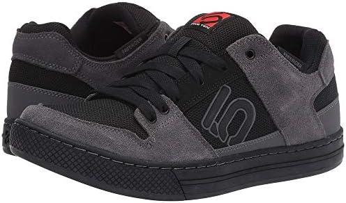 Five Ten Freerider Men s Mountain Bike Shoe, Size 11, Black Grey Five RED