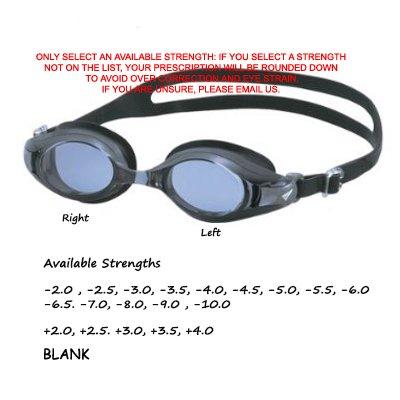 Buy prescription swim goggles