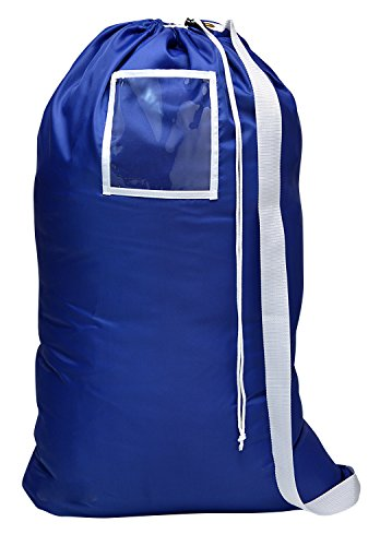 Carry Laundry Bag From Handy Laundry with Shoulder Strap, La
