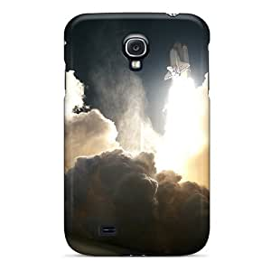 New Style Diamondcase2006 Beautiful Space Shuttle Launch Premium Covers Cases For Galaxy S4