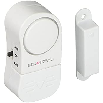Bell Howell 7696 Sonic Wireless Alarm System Household