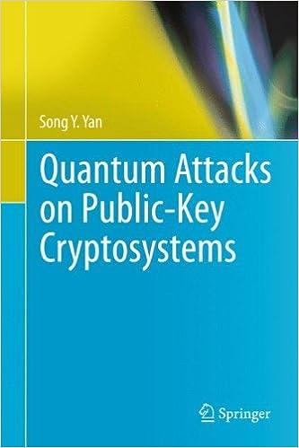 Sähköiset kirjat ilmaiseksi ladattavissa Quantum Attacks on Public-Key Cryptosystems Suomeksi PDF CHM ePub by Song Y. Yan