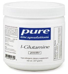 Pure Encapsulations L-Glutamine 1000 mg 250 Vcaps