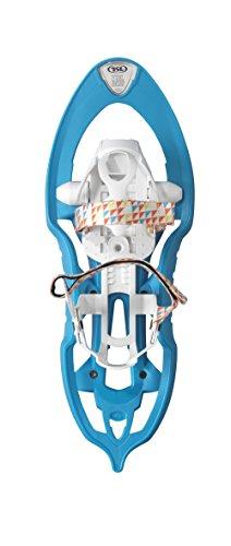 TSL Snowshoes Freeze Snowshoes, Danube Blue, Kids by TSL Snowshoes