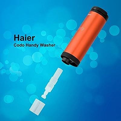 Haier Codo - Mini lavadora portátil, Máquina de lavado de manos ...